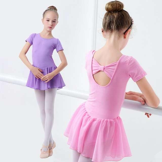 8bf91b241 placeholder Crianças Ballet Vestido de Chiffon Transparente Formação Roupas  de Dança Saias Crianças Ballet Desgaste da Dança