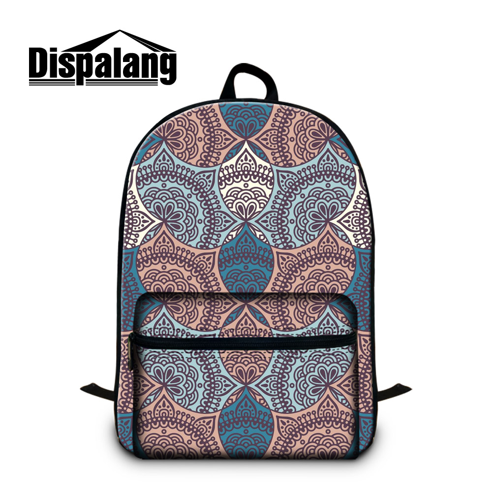 Dispalang Laptop Backpacks Striped Print School Bags For Teenagers Girls  Women Girls Casual Travel Shoulder Bag Mochila Feminina 2794bb75f8db6