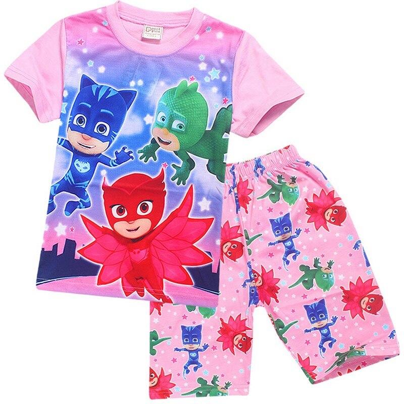 Maui Little Boys Pajamas Sets shorts t shirt + pant suits For Kids Clothing Toddler Sleepwear Moana girls summer pijamas pyjamas inktastic little boys live dream sand boarding toddler t shirt