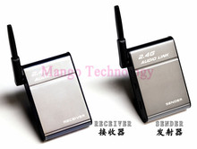 Ordinateur portable PC Ordinateur 2.4G Sans Fil Salut-fi Haut-Parleur Adaptateur RF Émetteur/Récepteur Partenaire 50 M Audio Musique Lien BX-501
