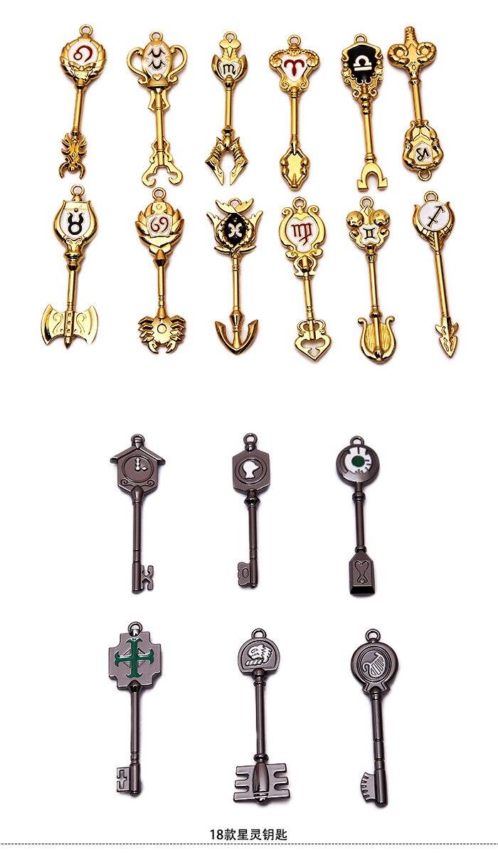 Картинки из хвоста феи ключи люси