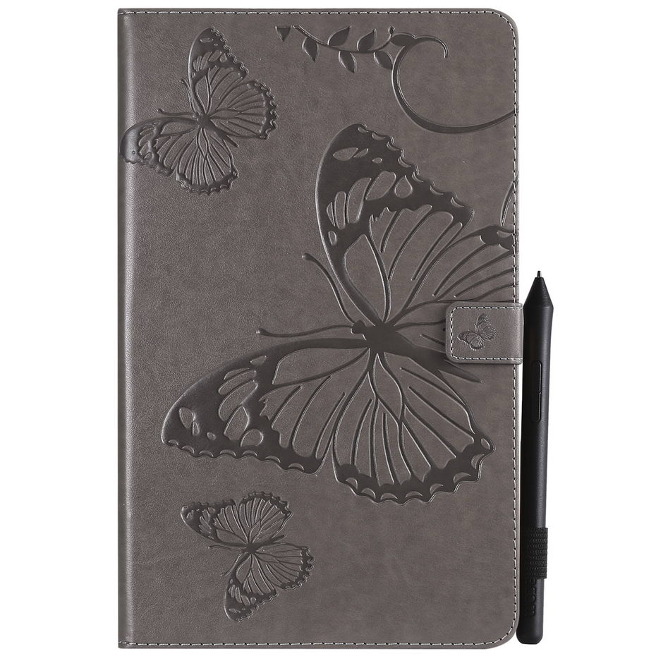 3D Butterfly Flip Case For Samsung Galaxy Tab A A2 2018 10.5