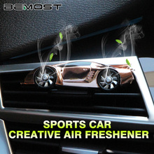 BEMOST Car Decoration ABS Metal Air Freshener Solid Perfume Aroma Diffuser Purifier Clip Aromatherapy Clamp Vent Fragrance