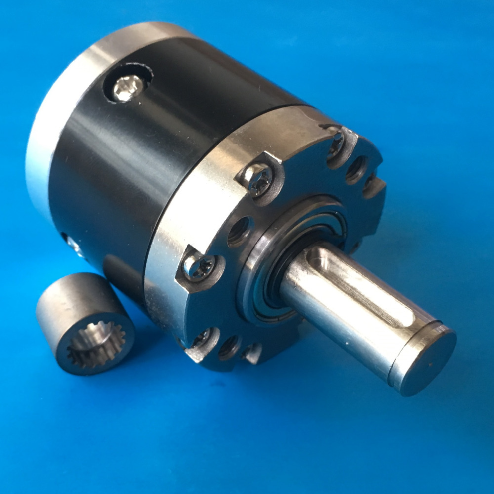 16mm Micro Planetary Speed Reducer , GHP16-0 planetary gearbox 42mm micro planetary speed reducer gp42 0 planetary gearbox