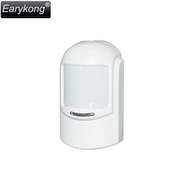 Free Shipping 433MHz Wireless Motion Detector It Can Avoid PET 12Kg ...