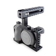 MAGICRIG DSLR Камера Кейдж с Quick Release верхнюю ручку для sony A6000/A6300/A6500/ILCE-6000/ILCE-6300/ILCE-6500/NEX7