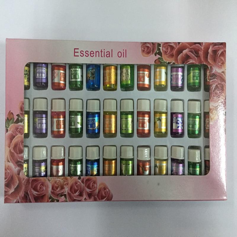 Welove aceite Esencial soluble en agua, 36 botellas de aceites coloreados, aceites de aromaterapia sabor 36 unids masaje Del Cuidado Del Cuerpo, SPA Fragancias