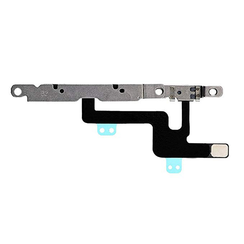 HOUSTMUST Replacement Parts For IPhone 6 4.7-inch Volume Control Mute Button Switch Connector Flex Cable