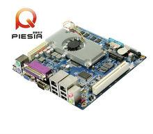 Using Onboard Intel Cedar Trail-D Low power processor for ITX2550 Based Industrial Kiosk Motherboard