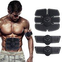 بروتابلي الكهربائية تدليك البطن المدرب عضلات الجسم مناسبا فقدان لياقة تمرين عضلات البطن حزام التخسيس مدلك