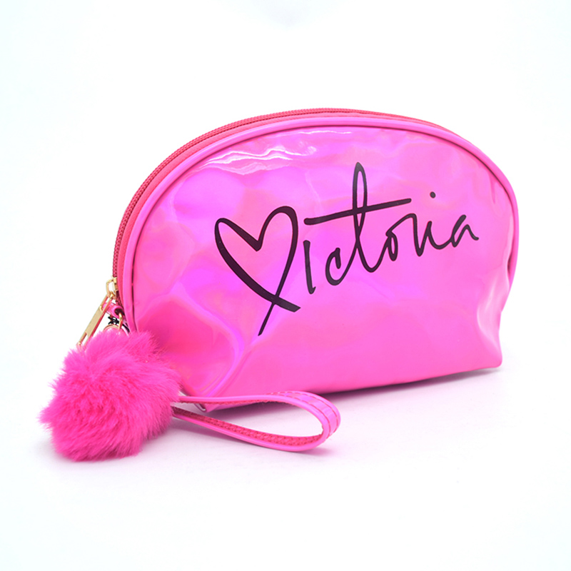 Fashion Waterproof Laser Cosmetic Bags Women Portable Travel Makeup Bag Pouch Organizer Toiletry Kit Bag Make Up Bag