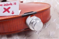 الكمان نهاية دبوس المشبك كليب معدن قوي كمان صانع أداة luthier أداة الألومنيوم