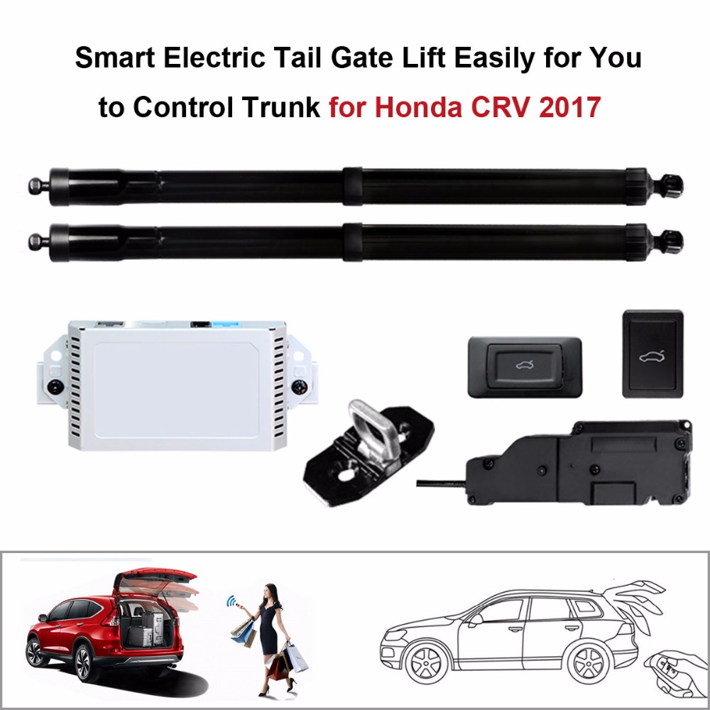 Electric Tail Gate Lift for Honda CRV 2017 Control by Remote