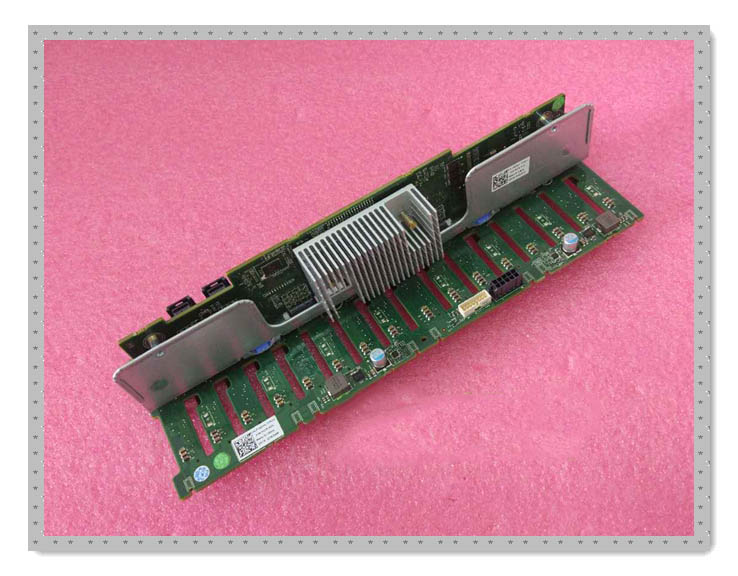 Original 4G4F6 7K5HK R730 R830 8 Positions Up 16 Positions 2.5 Inch Back Board