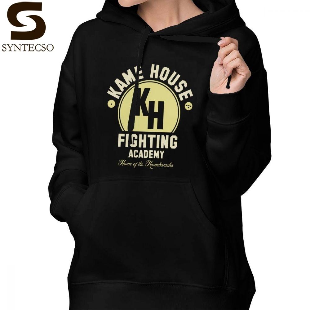 0ab00d7de0 US $19.8 40% OFF|Turtle Dragon Ball Hoodie Kame House Academy Hoodies  Streetwear Printed Hoodies Women Oversized Cotton Trendy Pullover Hoodie-in  ...