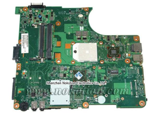 V000138200 для Toshiba L300 материнской 6050A2175001 Carte просто AMD Socket S1 DDR2