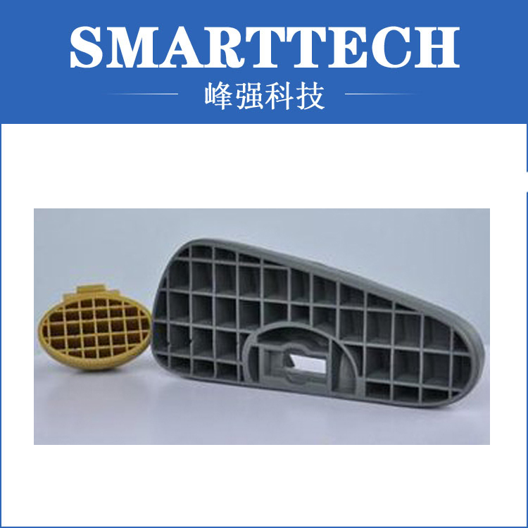 Electrical plastic parts moulding making