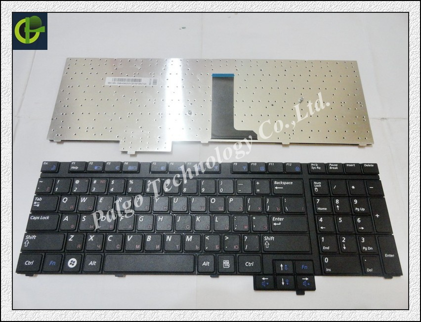 Russian Keyboard for Samsung R718 NP-R718 R720 NP-R720 R730 NP-R730 RU Black CNBA5902531CB BA59-02531C keyboard комплект из аметиста россыпи