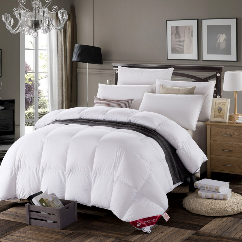 duck goose down feather comforter set luxurious 200x230cm 220x240cm beautiful goodliness comeliness quiltchina