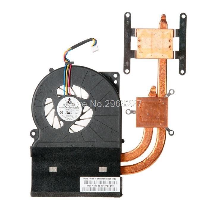 Original Laptop CPU Cooling Fan Radiator For Asus N61 N61J N61V N61JV N61JQ Heat Sink Heatsink Cooler Heatsink