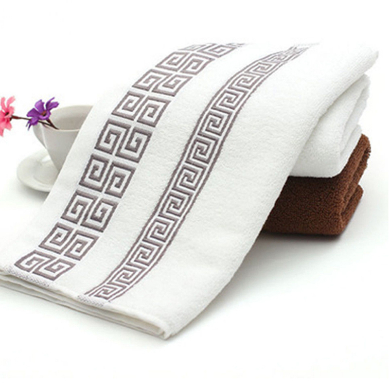 New Absorbent Terry Luxury Hand Bath Beach Face Sheet Adult Men Women Basic Towels Soft Cotton Bath Towels For Adults