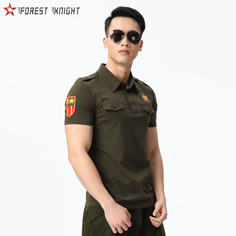 Army   Polo   Shirt Men Military Style Outdoor Business Casual Camping Trekking Hiking Tops Tee Men Clothing Short Sleeve Male   Polos