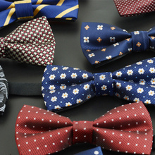 Bowtie men formal necktie commercial wedding butterfly male marriage bow ties for men business Dress Shirt gift lace cocktail formal skater short dress