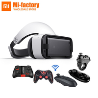 New Xiaomi Vr Glasses Head Mounted 3D Built in Motion sensor VR With 9 Axis Controller Sensor Magic Mirror Adap for xiaomi phone