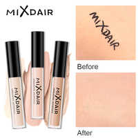 MIXDAIR Liquid Concealer Makeup For Face Full Cover Dark Circles Blemish Convenient Foundation Cream Contour Primer Cosmetics