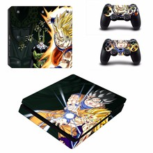 Dragon Ball Z Vinyl Decal For PlayStation 4