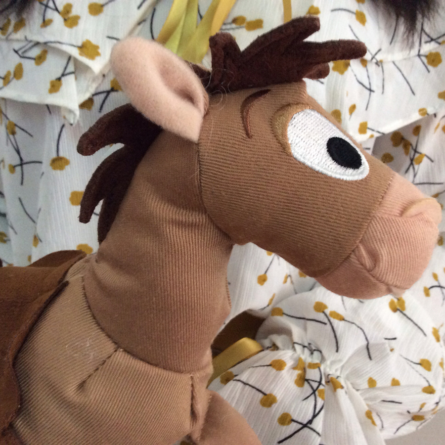 Free-Shipping-Original-Toy-Story-Plush-Toy-25cm98inch-WOODY-Sheriff-Bullseye-Figure-The-Horse-For-Childrens-Gift-2