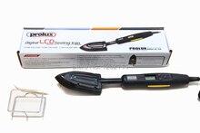 Prolux電気デジタル液晶シール鉄110ボルト230ボルトPX1362 PX1363 PX1365で正確な温度制御のためカバーリングフィルム