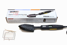 Prolux הדיגיטלי Lcd איטום ברזל חשמלי 110 V 230 V PX1362 PX1363 PX1365 עם בקרת טמפרטורה מדויקת עבור כיסוי סרט