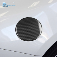 Airspeed Hard Carbon Fiber Car Fuel Tank Cap Cover Stickers for Subaru BRZ Accessories Car Styling Exterior Decoration