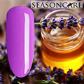 SEASONCARE natural pure Healthy brand-Lavander extracted Temperature Thermal Color Change nail polish need lamp healthy