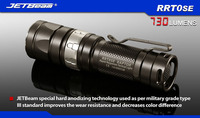 Free Shipping 2014 Original JETBEAM RRT0SE Cree XM L2 LED 730 Lumens Flashlight Daily Torch Compatible