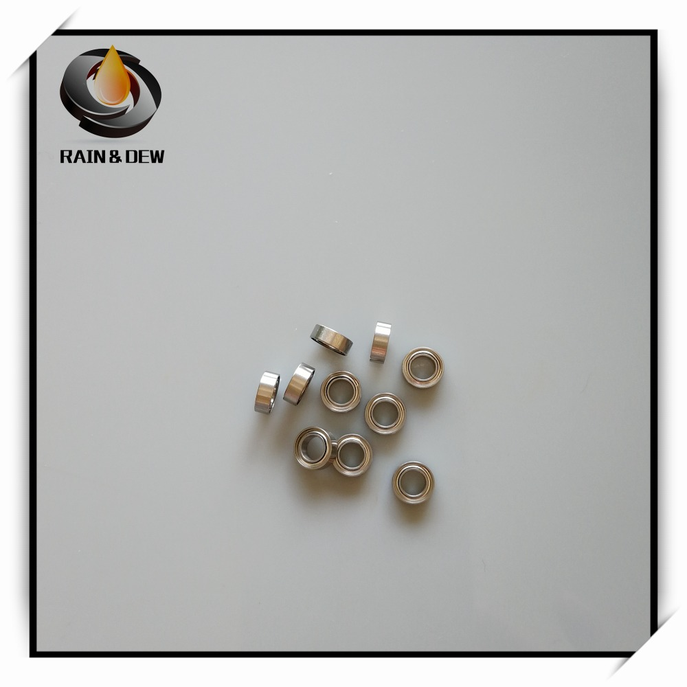 SMR63-2RS 3x6x2.5 mm CERAMIC 440c S.Steel Ball Bearing MR63RS ABEC-7 QTY 5