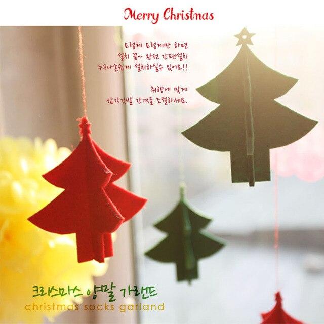 Stella Di Natale Tridimensionale.Us 3 6 29 Di Sconto Albero Di Natale Ornamento Decorazione 3d Albero Di Natale Stella Appesa Decorazione Di Natale Tridimensionale Decorazioni Per