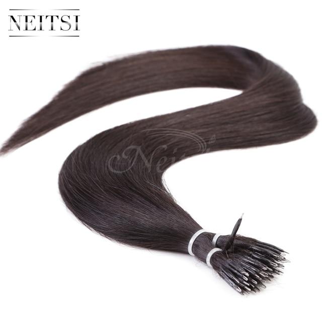 Aliexpress Buy Neitsi Micro Loop Nano Ring Human Hair