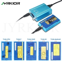 Jyrkior SS T12A For iPhone X XS Max Fingerprint Face ID Repair Motherboard Layered Heating Station Desoldering Platform Tools