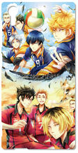 1 font b PC b font Haikyuu Karasuno phone Cover For HTC one X M7 M8
