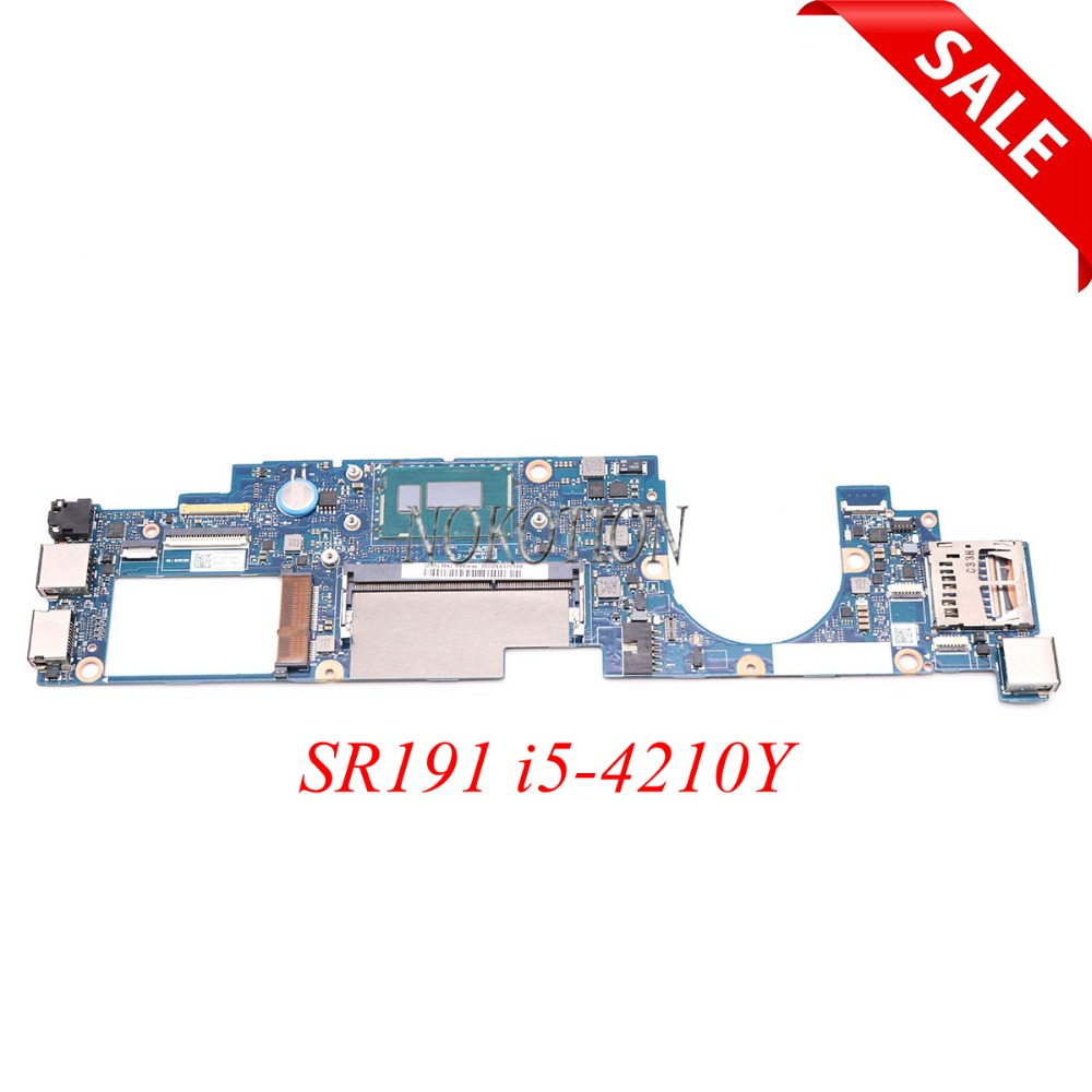 NOKOTION AIUU0 NM-A191 For Lenovo Yoga 11S 11S-IFI 11.6 inch laptop motherboard With SR191 i5-4210Y CPU FRU 90004935 Main boardNOKOTION AIUU0 NM-A191 For Lenovo Yoga 11S 11S-IFI 11.6 inch laptop motherboard With SR191 i5-4210Y CPU FRU 90004935 Main board