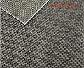 200 мм Х 250 мм Х 0.3 мм 100% Углеродного Волокна плиты лист панели 3 К полотняного Переплетения Глянцевая новый