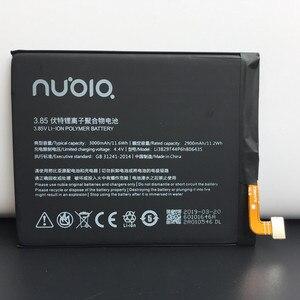 Image 2 - 100% Nieuwe 3000 mAh Li3829T44P6h806435 Voor ZTE Nubia Z11 NX531J M2 Lite M2 Jeugd Editie M2 Spelen NX907J Batterij + gereedschap Gift