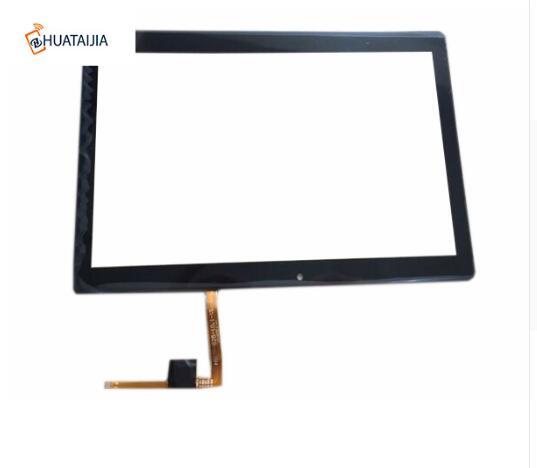 100 Pçs/lote frete grátis Adequado para HSCTP-825-10.1-V1 tela caligrafia touch screen painel digitador da tela de Peças de Reposição