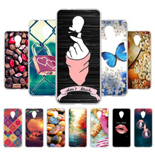 3D DIY Soft Painted Case For Vodafone Smart N9 SmartN9 Silicone TPU Back Cover Fundas Coque Housing