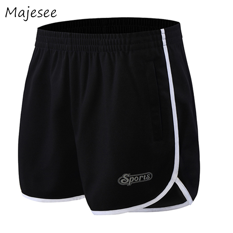 Plus Size Men Casual Shorts Quick-dry Summer Mens Short Fitness Joggers Thin Breathable Pockets Loose Elastic Waist Stretchy