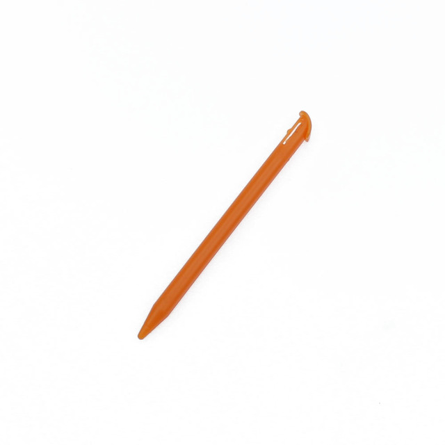 YuXi BLACK For Nintendo Stylus 1 PC Plastic Touch Pen Compact Stylus Screen Stylus Pen 3 Colors For Nintendo NEW 3DS LL/XL 1