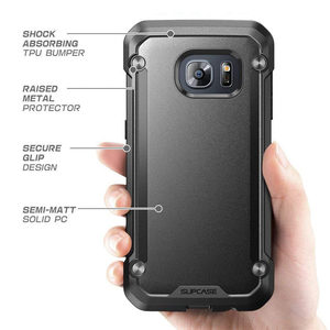 Image 4 - Voor Samsung Galaxy S7 Case SUPCASE UB Serie TPU Bumper + PC Premium Hybrid Beschermhoes Back Cover Met Retail pakket