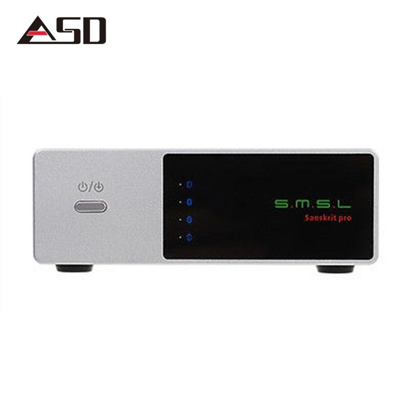 Vereinigt Smsl Sanskrit Pro Audio Verstärker Usb Dsd Ak4490eq Decoder Player Desktop Dac Audio Hifi Verstärker Hell Und Durchscheinend Im Aussehen Unterhaltungselektronik